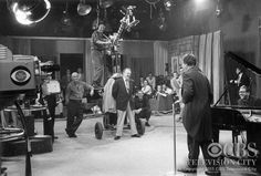 Red Skelton, CBS, 1955.