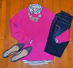 How To Wear: 6 Ways To Wear a Striped Turtleneck - Classy Yet Trendy