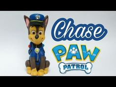 CHASE PATRULHA CANINA  ( PARTE 1) TUTORIAL- COLD PORCELAIN - YouTube