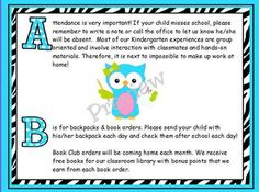 ABC's of Back to School Zebra Print & Turquoise Owls for ActivBoard