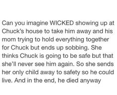 SPOILER ALERT. no no feels :'( heart broken. I've pinned this before but oh man the feels.....