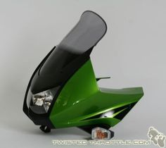 MRA Touring Windscreen  $110.00 from TwistedThrottle.com