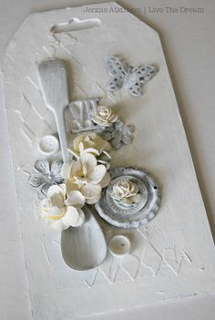 Live the Dream .......: Guest Designing at Frilly and Funkie with Something Old