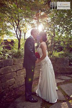 Rebecca and Art | Rockford IL Wedding Photography