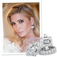 Rule the world with diamonds. Ivanka Trump