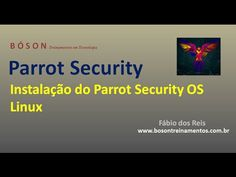 Parrot Security OS #Linux - Apresentação e Instalação