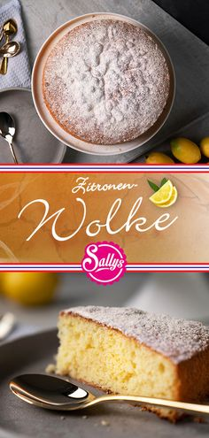 Zitronen-Wolke Kuchen / Original nachgemacht / SALLYS WELT Hello dear ones, today there is the recipe for this cloud cake. Mousse, Cake Simple, Cloud Cake, Oreo Cake, Few Ingredients, Tray Bakes, Cooking Time, Seafood Recipes, Cake Recipes
