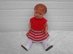 Seltene-alte-Cellba-Puppe-Doll-Gretchen-Gretchenfrisur-Celba-Sonnenbraun-42