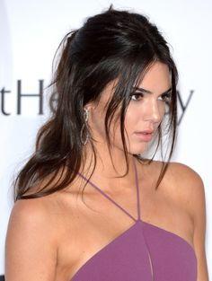 How to: de casual halve updo van Kendall Jenner