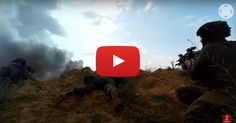 """360 Video: Join IDF Combat Unit """"The Nahal Brigade"""" training in the Battlefield – It's Exactly like Being there  Use the arrows , up in the right corner of the video t…"""