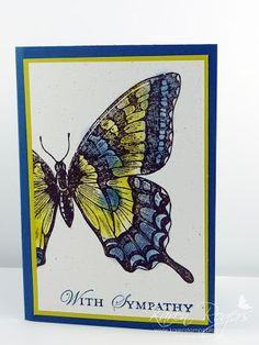 kareN stampZ: Stampin' Up! Swallowtail in Summer Starfruit & Midnight Muse