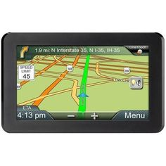 """Magellan Rm9400sgluc Roadmate 9400-lm 7"""" Gps Device With Free Lifetime Maps"""