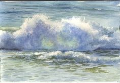 Watercolor Seascapes - Coastal Paintings by Susie Short http://susieshort.net/gallery-coastal.html