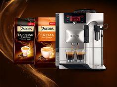 Gewinne den Bosch Kaffee-Vollautomaten VeroSelection 700 bei kaffeeundcupcakes.de!