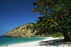 Mawun Beach. The beach is as pristine as you wish it to be. Photo by Tekno Bolang.