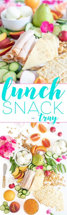 Perfect for fancier entertaining and filling enough for lunch thanks to ingredients like Great Day Farms Peeled & Ready-to-Eat Hard Boiled Eggs avail. at Walmart. Lunch Snacks, Yummy Snacks, Lunch Recipes, Summer Recipes, Beef Recipes, Yummy Food, Easy Recipes, Healthy Snacks, Lunch Box
