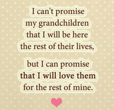 For my children and FUTURE (NO Tessa Marie is NOT pregnant!!!) grandchildren.