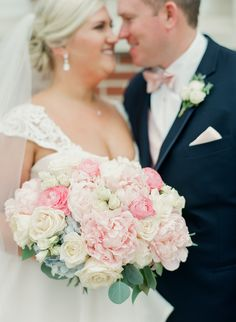Louis-based florist for weddings, corporate, special and nonprofit events on Sisters Floral Design Studio… Bridesmaid Bouquet, Wedding Bouquets, Bridesmaids, Wedding Flowers, Wedding Dresses, Wedding Designs, Blush Pink, Marie, Floral Design