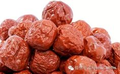 RED DATES: THE HEALTHIEST FRUIT ON EARTH_北京语汇_微信志