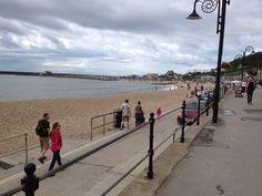 Marine Parade, Lyme Regis.