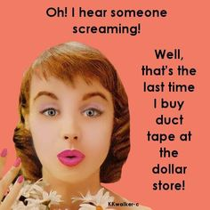 That's the last time I buy it at the dollar store!                                                                                                                                                     More