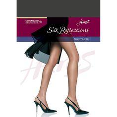 823394d0d Hanes - Womens Control Top Reinforced Toe Silk Reflections Panty Hose -  Walmart.com. Tan PantyhoseStockings ...