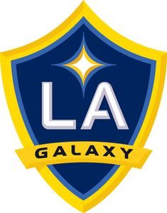 LA Galaxy Primary Logo - Major League Soccer (MLS) - Chris Creamer's Sports Logos Page - SportsLogos.Net