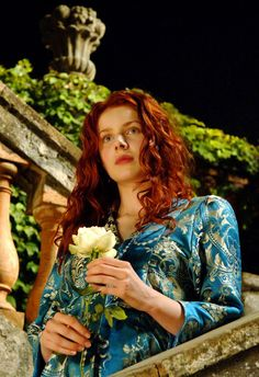 rachel hurd wood in Perfume, still the best red hair ever