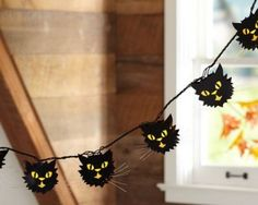 Discover kid friendly Halloween decorations at Pottery Barn Kids. Find festive Halloween decor that is perfect for the home, yard, or even a Halloween party. Nightmare Before Christmas Halloween, Halloween Items, Creepy Halloween, Outdoor Halloween, Halloween Season, Holidays Halloween, Halloween Decorations, Spooky Spooky, Black White Halloween