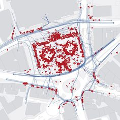 There's a Science to Foot Traffic, and It Can Help Us Design Better Cities: British architects Bill Hillier and Julienne Hanson hit on the idea that any space within a city – or the entire city itself – could be analyzed in terms of connectivity and movement. They reasoned that a city's success depended largely on how easy it was for people to move about on foot.