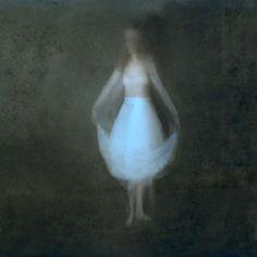 JACK SPENCER - Blue Dress, 2006