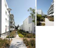 ANRU TILLEULS - Jacques Boucheton Architecte JBA Nantes