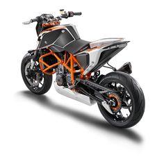 KTM 690 Duke R Powerparts
