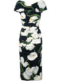 Dolce & Gabbana Vestido mini estampado