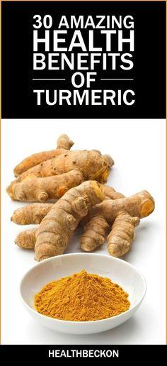 30 Amazing Benefits And Uses Of Turmeric