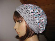 Mütze, Beanie, Sommermütze von IDS-Style auf DaWanda.com