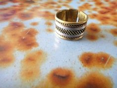 Copper and silver ring | Raptor Jewlery