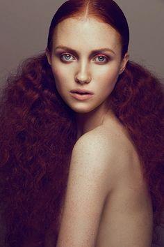Photography: RUO BING LIMakeup and Hair: TAMI EL SOMBATI @ Judy Inc Model: MAYA @ Plutino ModelsPost Production: RAFAEL ALEXANDER & RUO BING LI