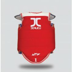 JCALICU REVERSIBLE CHEST PROTECTOR - WTF APPROVED