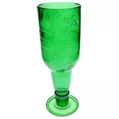 Taça feita com garrafa de cerveja|Fonte: Taringa