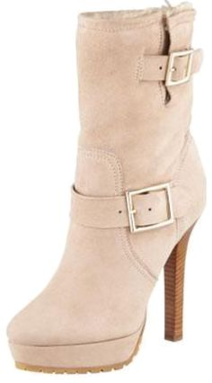 Jimmy Choo Dylan Light Suede Boot...Gorgeous! Every shoe lover should own at least one pair of Jimmy's!!