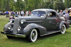1940 Cadillac Lasalle Series 50 coupe