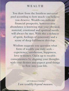 Todays Wisdom Card