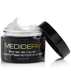 Best Daily Skin Facial Moisturizer Lotion for Dry Skin and Skin Firming - Mediderm Extrait De Caviar Luxury Plasma Hydra Cream - Perfect for Dry Skin, Damaged Skin and Normal Skin - Contains Luxury Skin Care Ingredients ** See this awesome image  : Travel Skincare