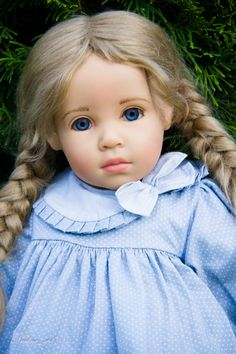 Линднеры. Семейные фото / Коллекционные куклы Elisabeth Lindner, Элизабет Линднер / Бэйбики. Куклы фото. Одежда для кукол