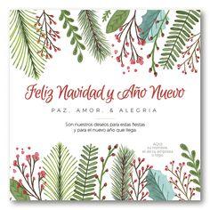 Naturaleza Paz Box - Tarjetas para Navidad y Fin de Año Christmas Labels, Christmas Invitations, Christmas Greeting Cards, Christmas Greetings, Christmas Presents, Christmas Time, Christmas And New Year, Christmas Crafts, Merry Christmas