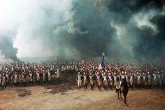 La grande armée en marche