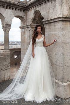 Milla Nova Bridal 2016 Wedding Dress
