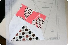 paper piecing how to