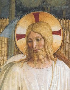 Fra Angelico (Blessed John of Fiesole 1395-1455) ~ Christus